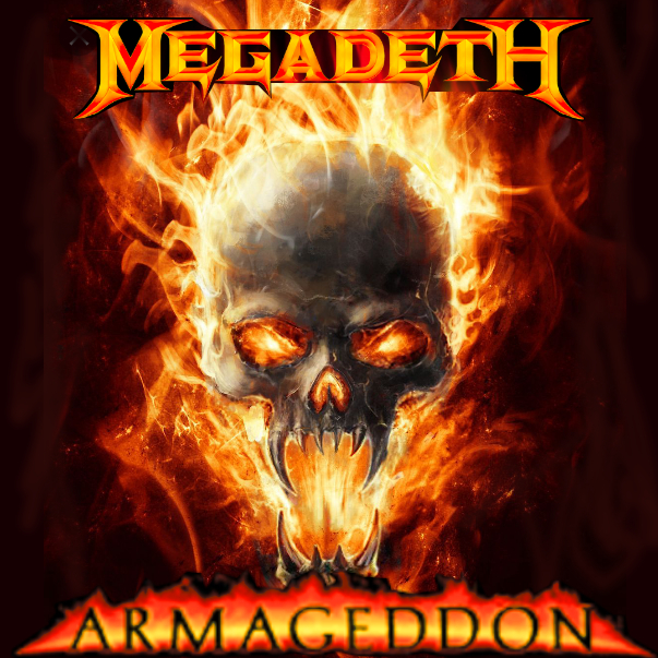 The Face of Music - Megadeth Armageddon