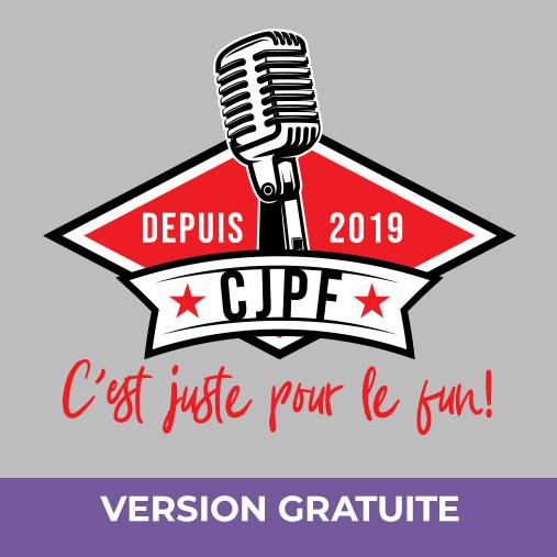 CJPF C'est Juste Pour le Fun Gratuit