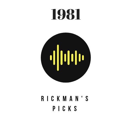 1981 - Rickman's Picks