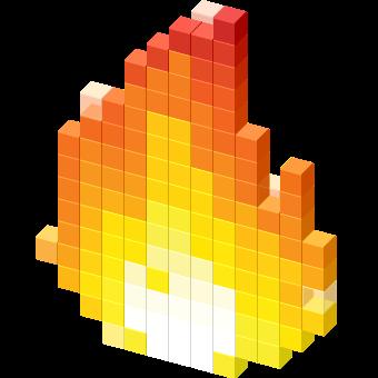 Random Bits On Fire