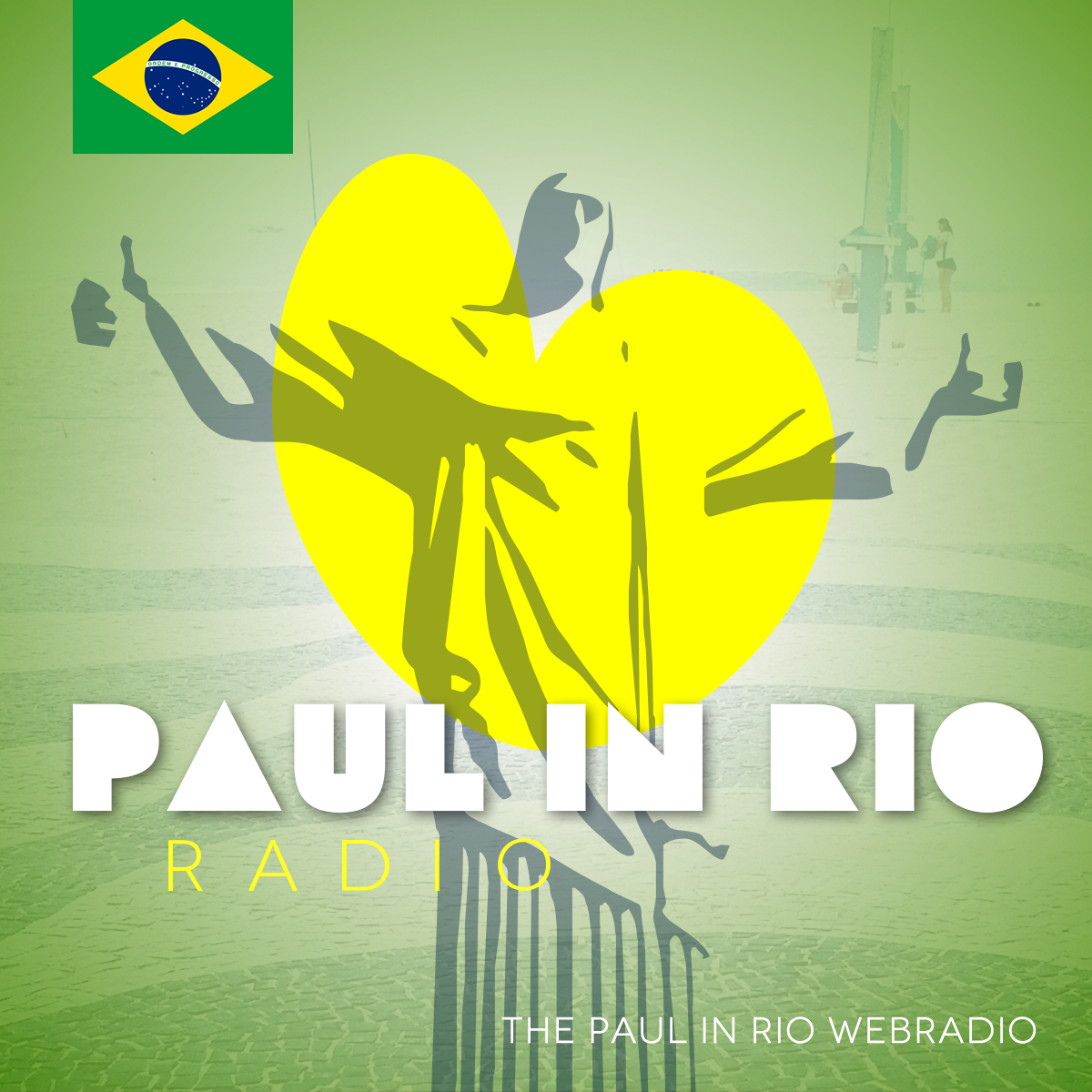 BRA - PAUL IN RIO RADIO