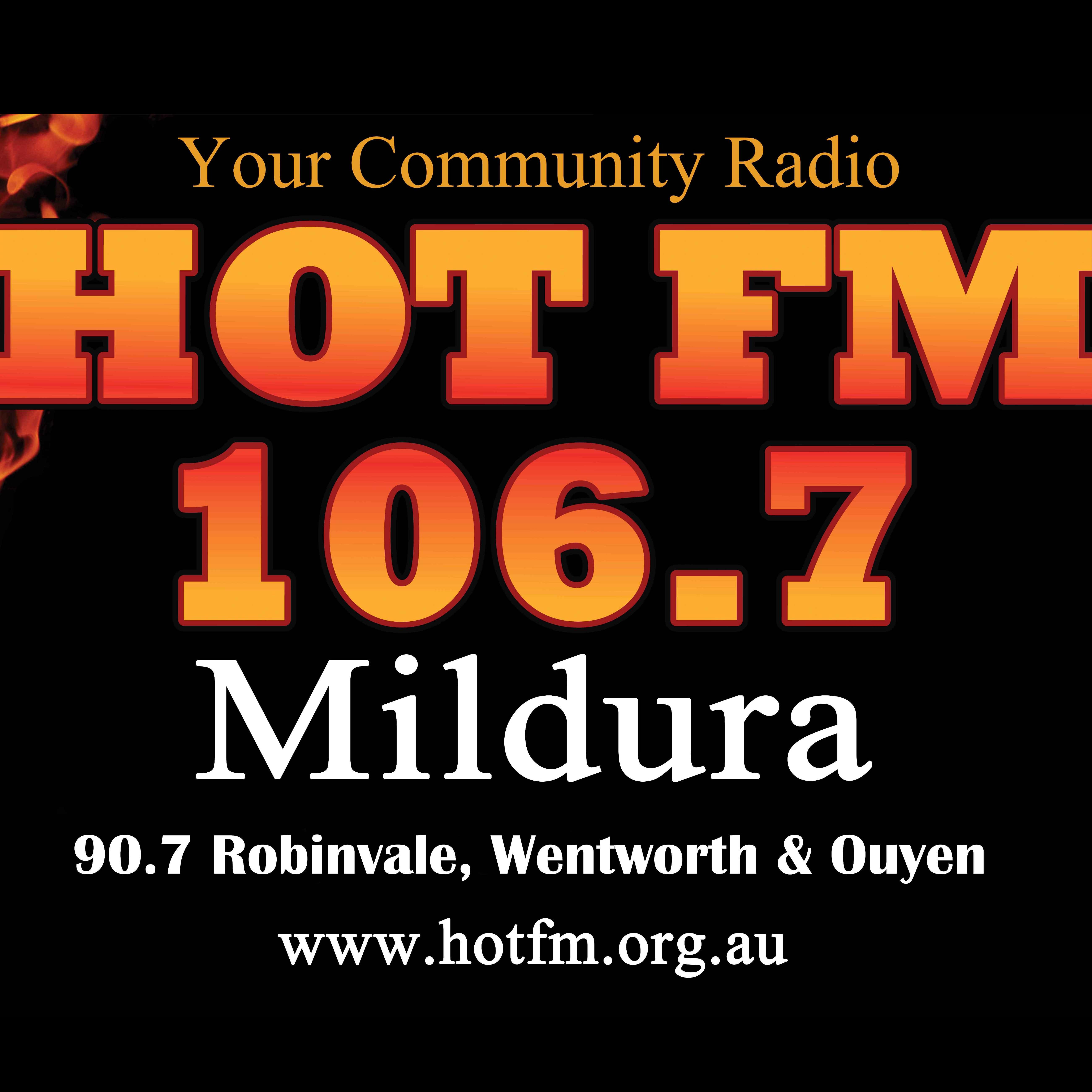 106.7 HOTFM