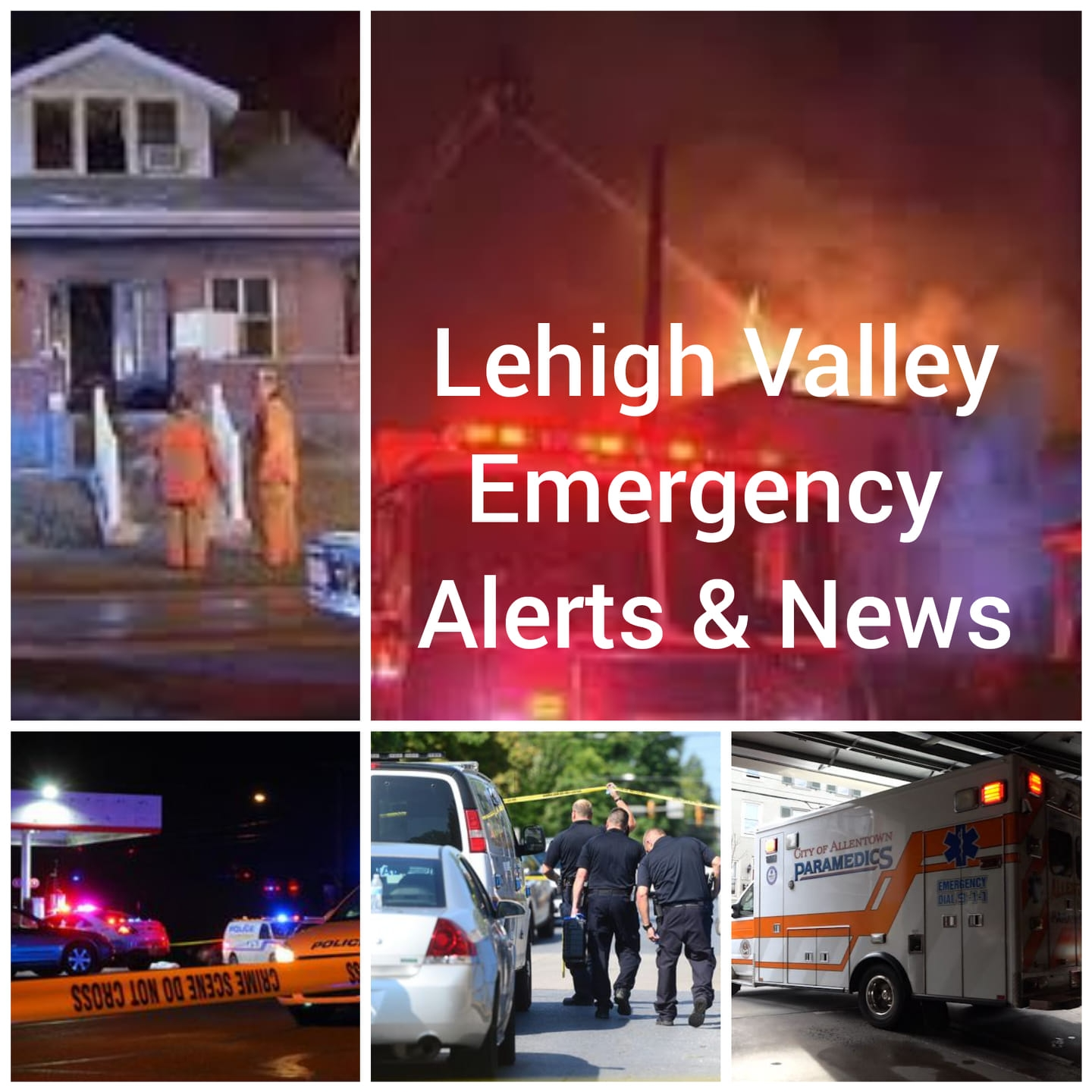 Lehigh Valley Emergency Alerts