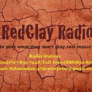 REDCLAY RADIO