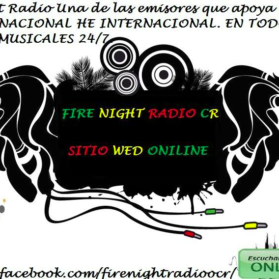 Fire Night Music Radio 506
