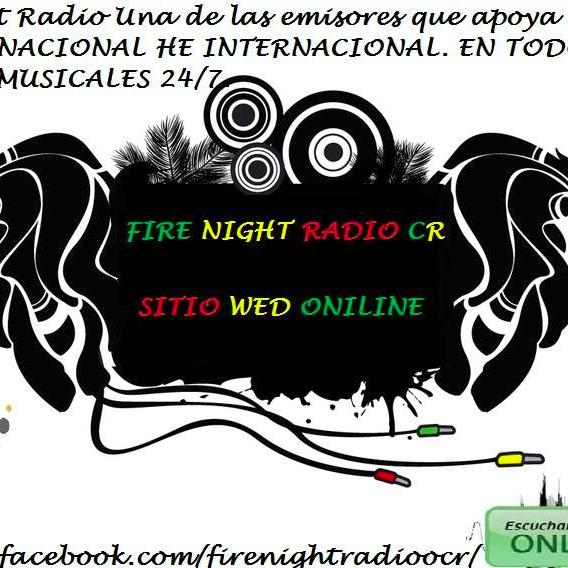 Fire Night Music Radio 506