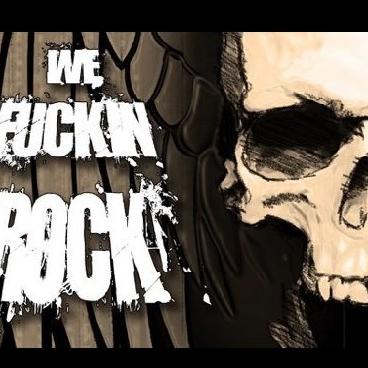 we fuckin rock 666
