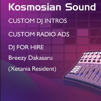 Kosmosian Sound