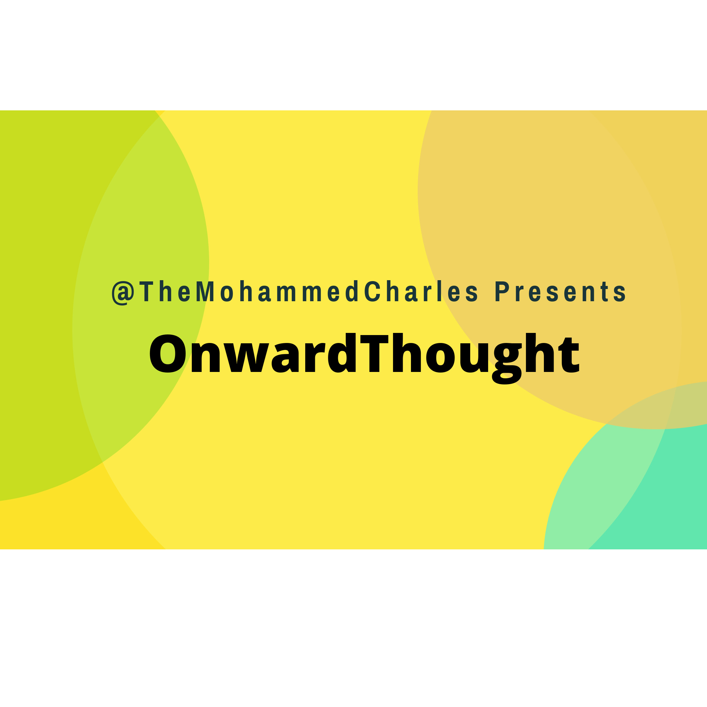 Onward Thought