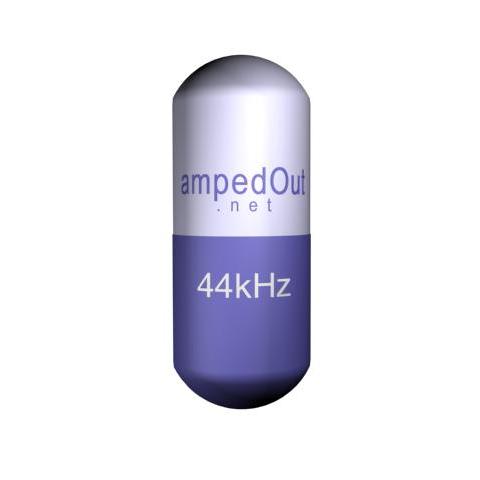 ampedOut Industrial Radio