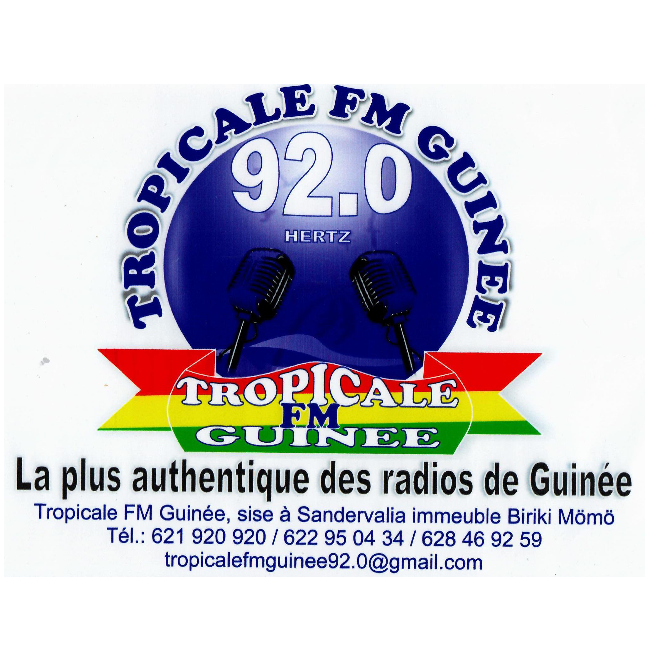 Tropicale FM 92.0