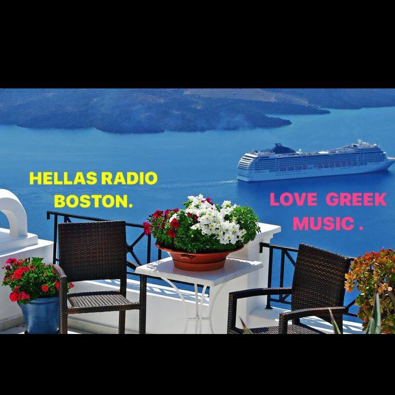 HELLAS RADIO BOSTON