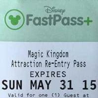 FastPass+ Disney Parks Music