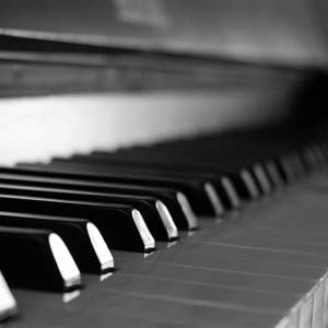 Study music piano