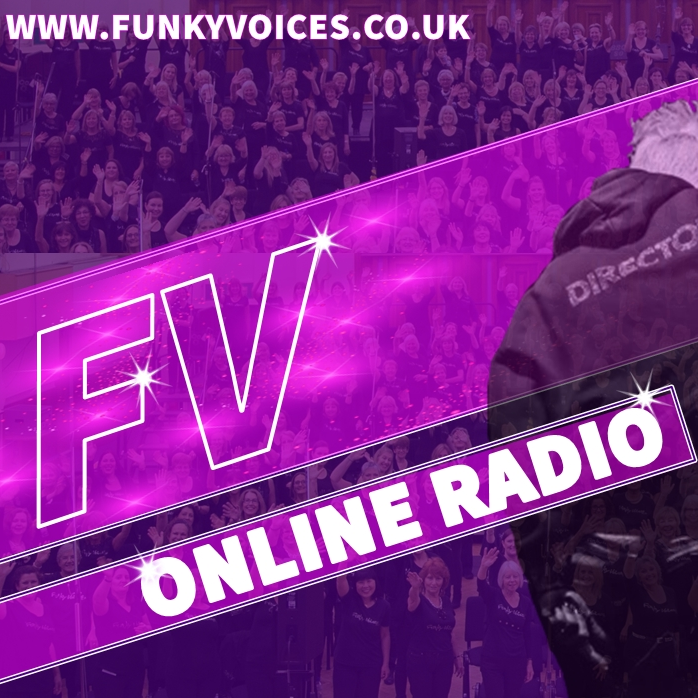 FUNKY VOICES CHOIR COMMUNITY RADIO