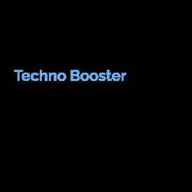 Radio Techno Booster