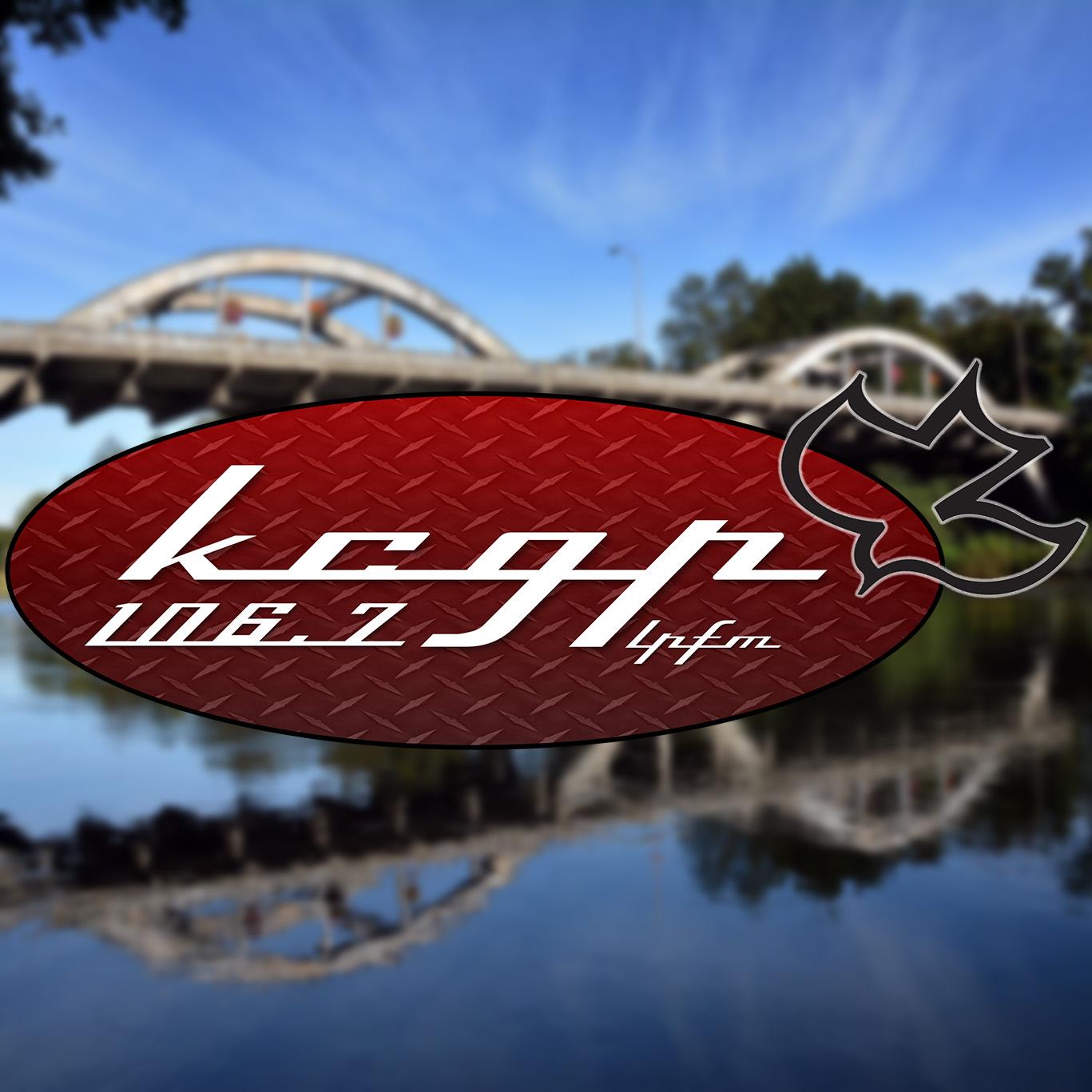 KCGP-LP, 106.7 FM