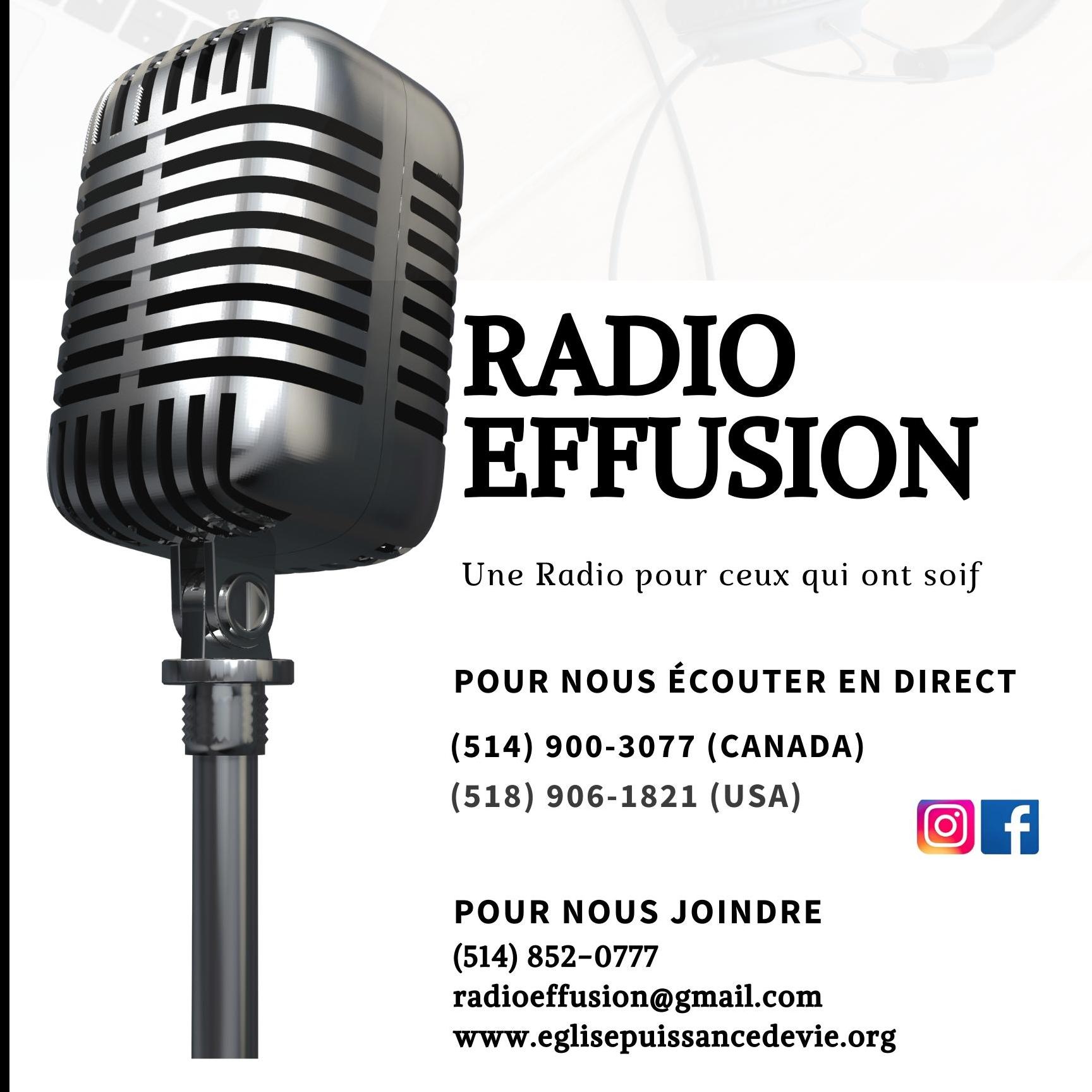 Radio Effusion