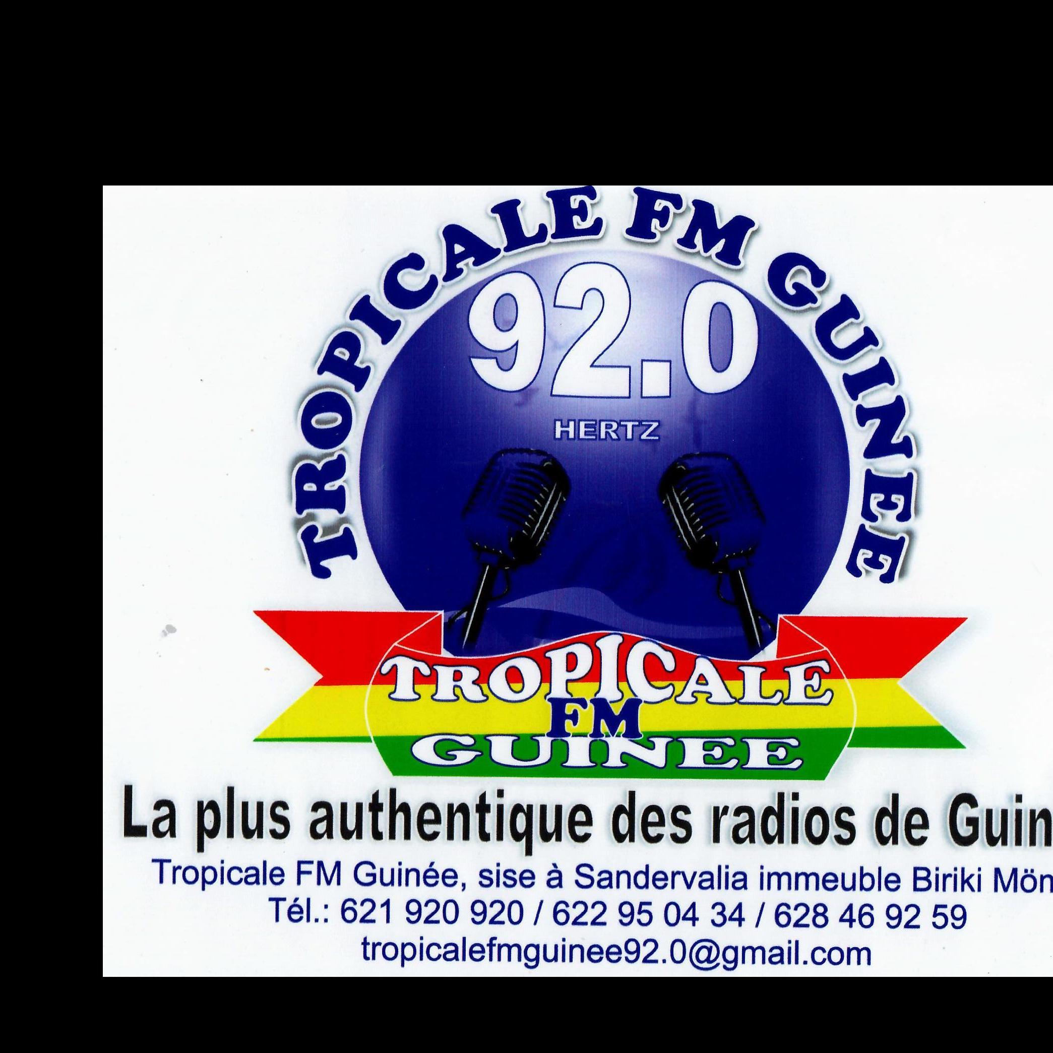 Tropicale FM Guinée
