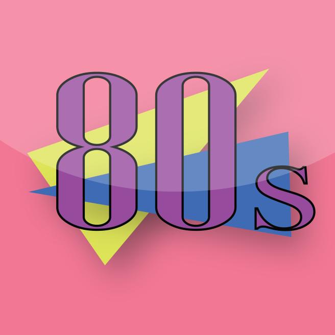 CyberFM 80s Rewind