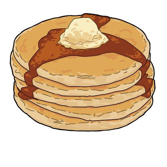Bad pancake.