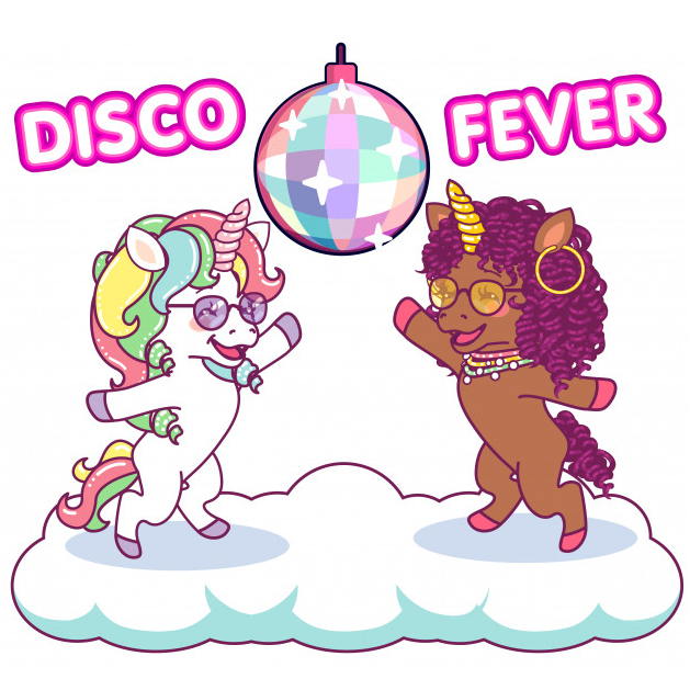 Claire's Unicorn Disco Dance Party