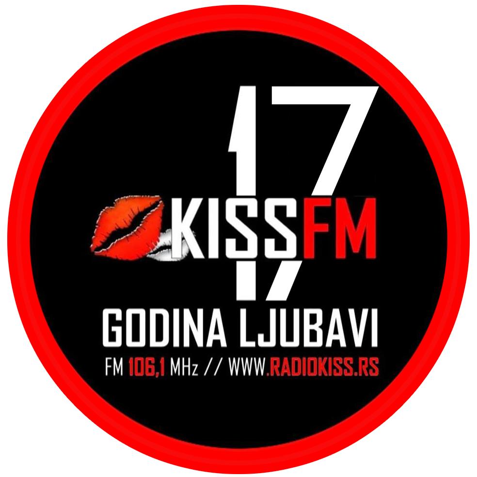 """Radio """"KissFM""""  106.1 FM"""
