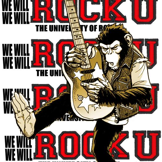 The University Of Rock