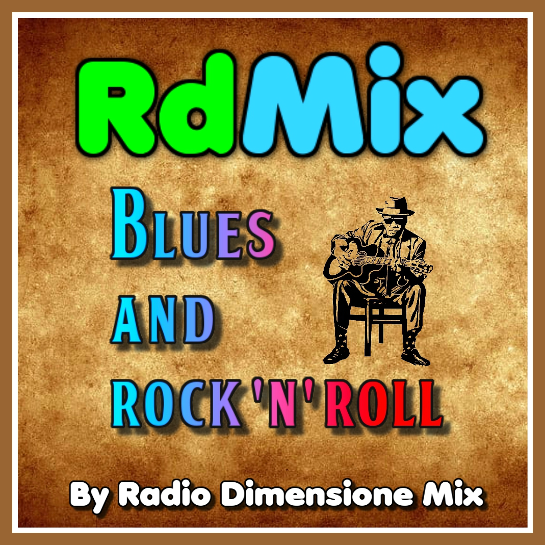 RDMIX BLUES AND ROCK 'N' ROLL