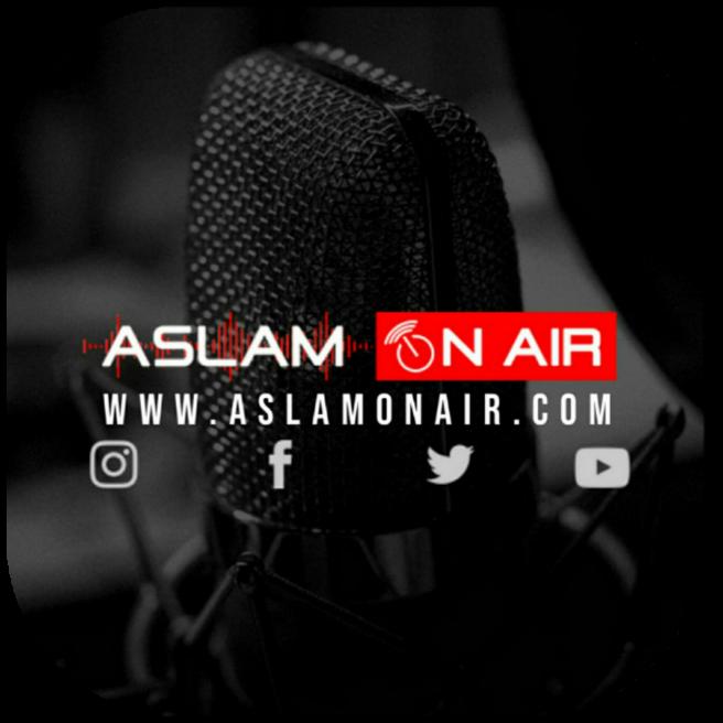 Aslam On Air