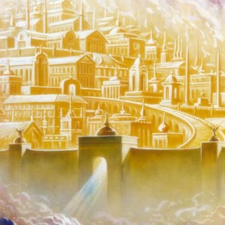 LA NUEVA JERUSALEM