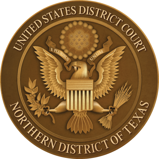 US District Court Northern District of Texas Stream 1