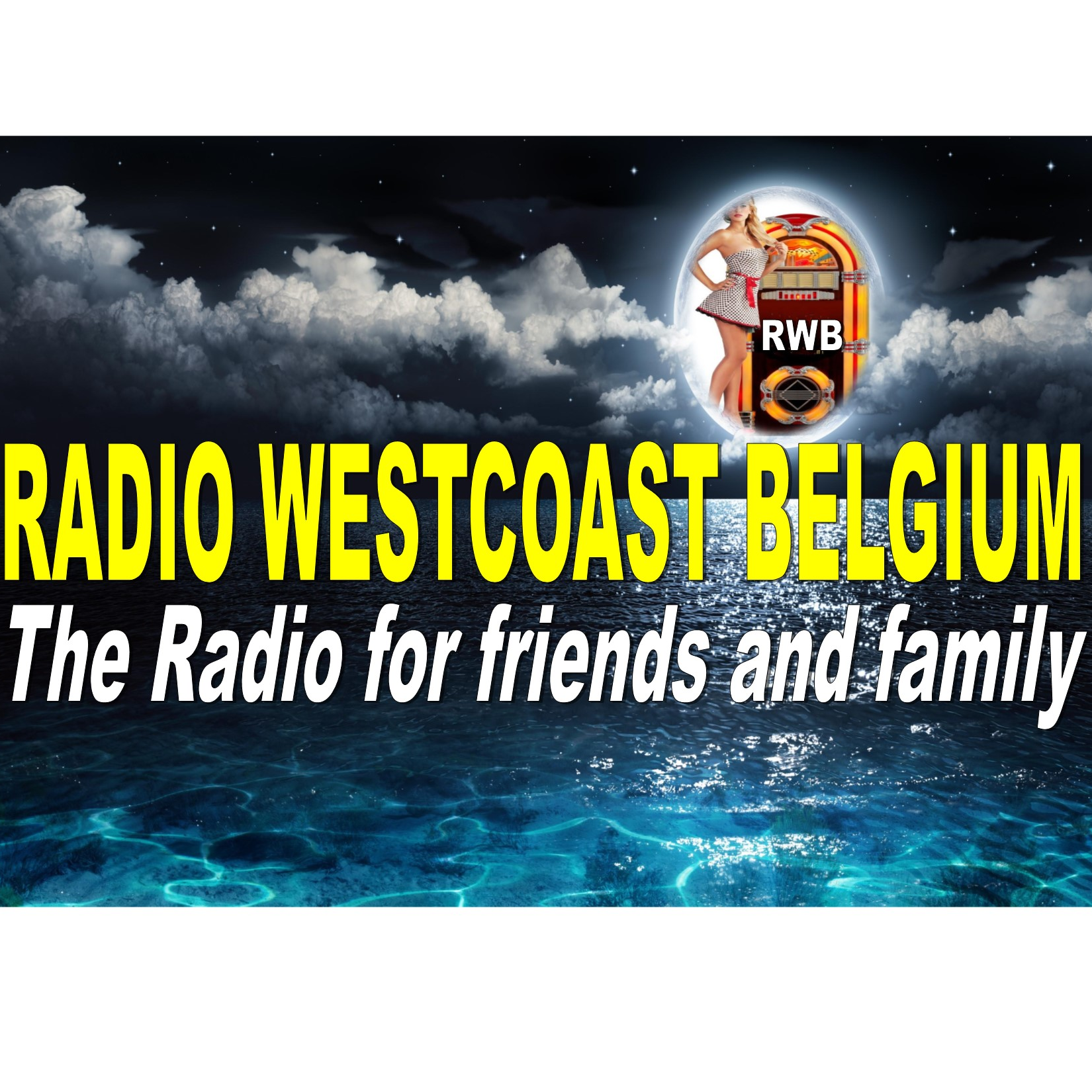 Radio Westcoast Belgium - RWB
