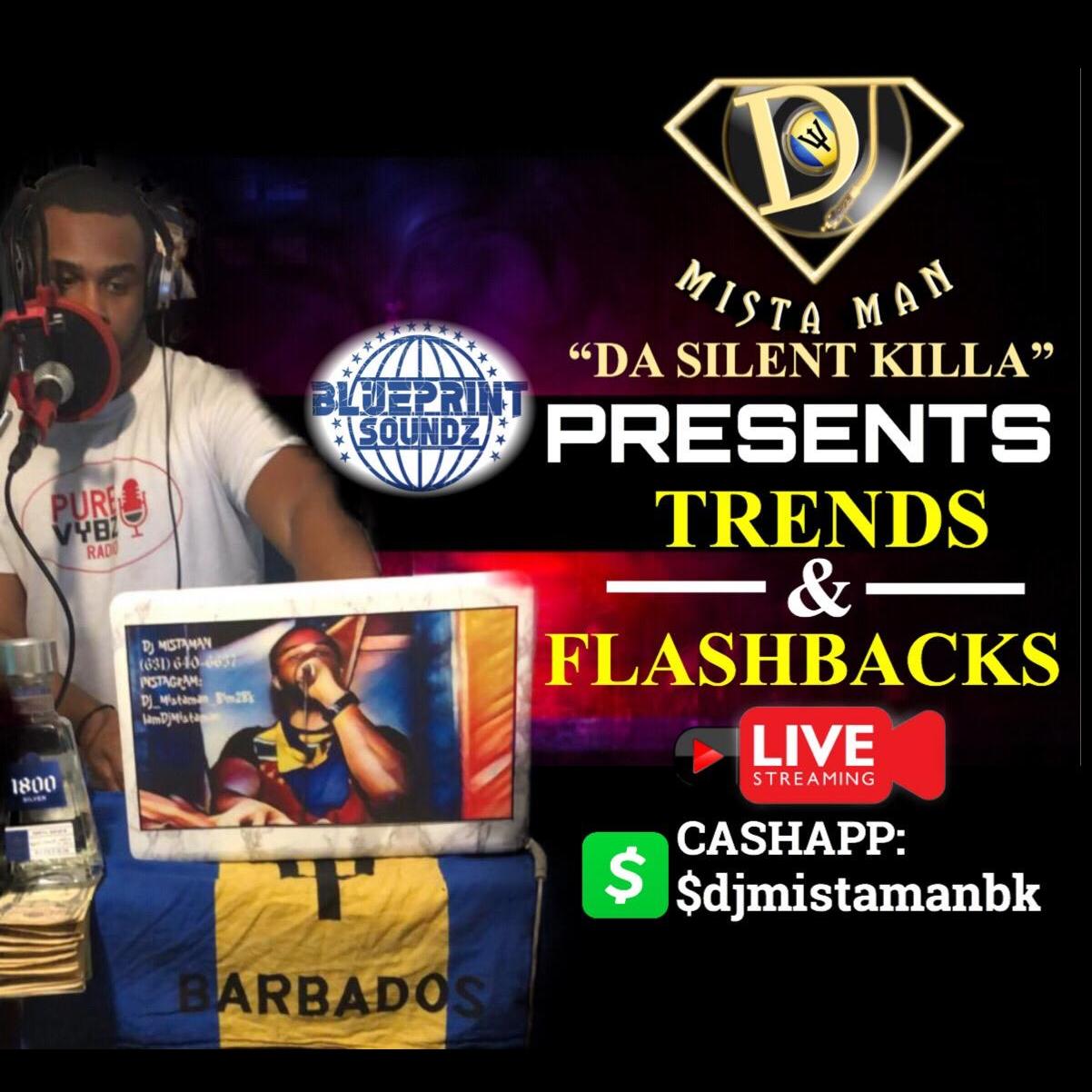 TRENDZ & FLASHBACKZ RADIO