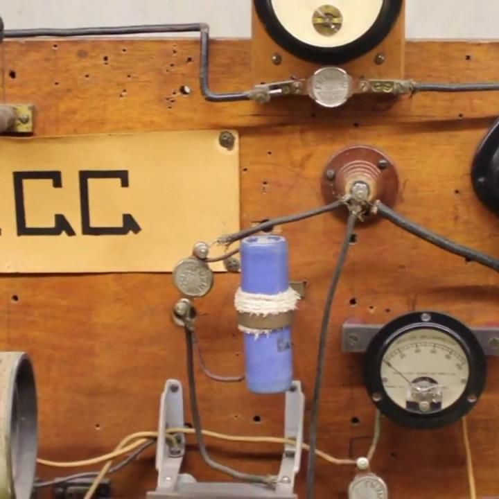 100 jaar publieke radio