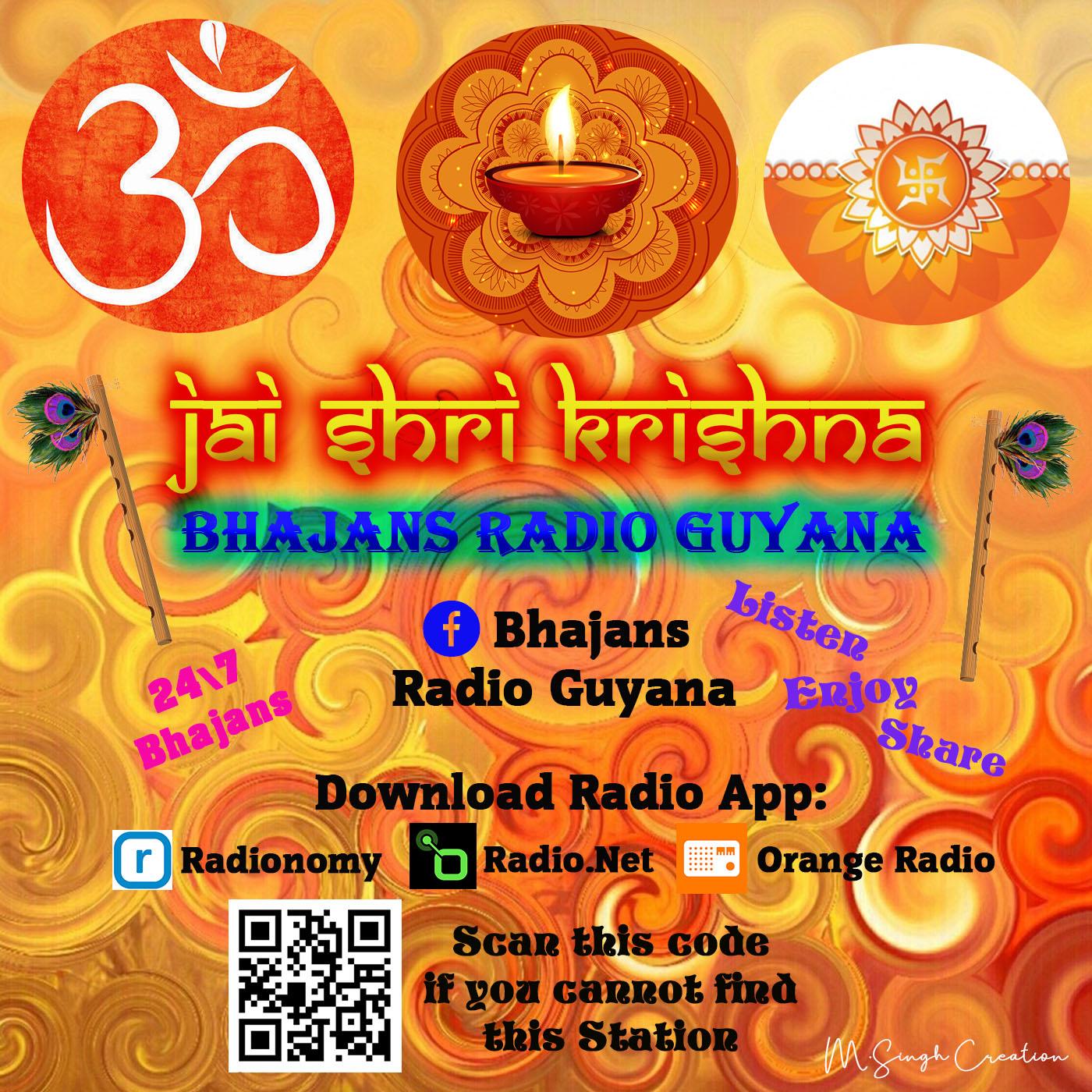 bhajans radio guyana