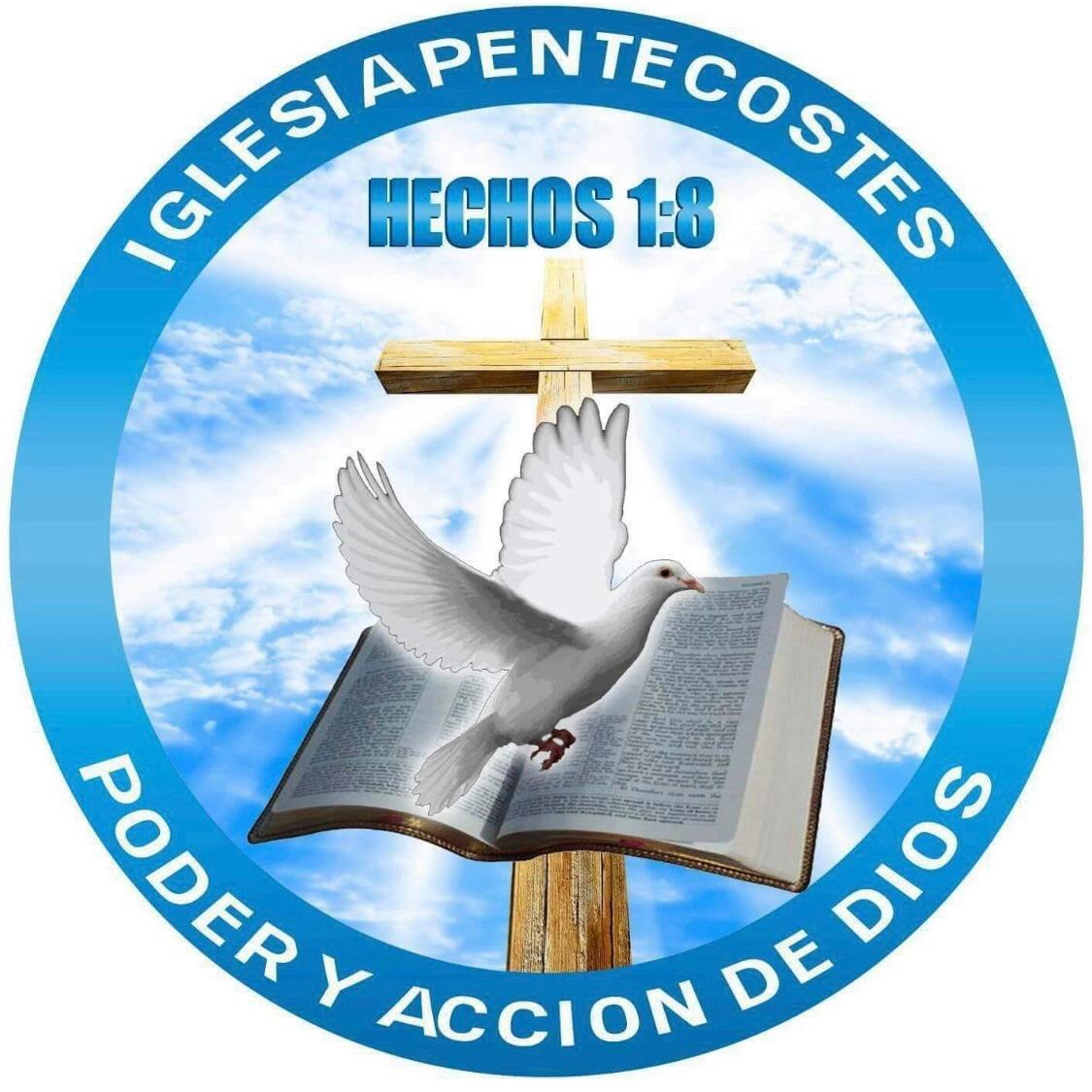 Iglesia Pentecostes Poder Y Acción De Dios Hechos 1:8