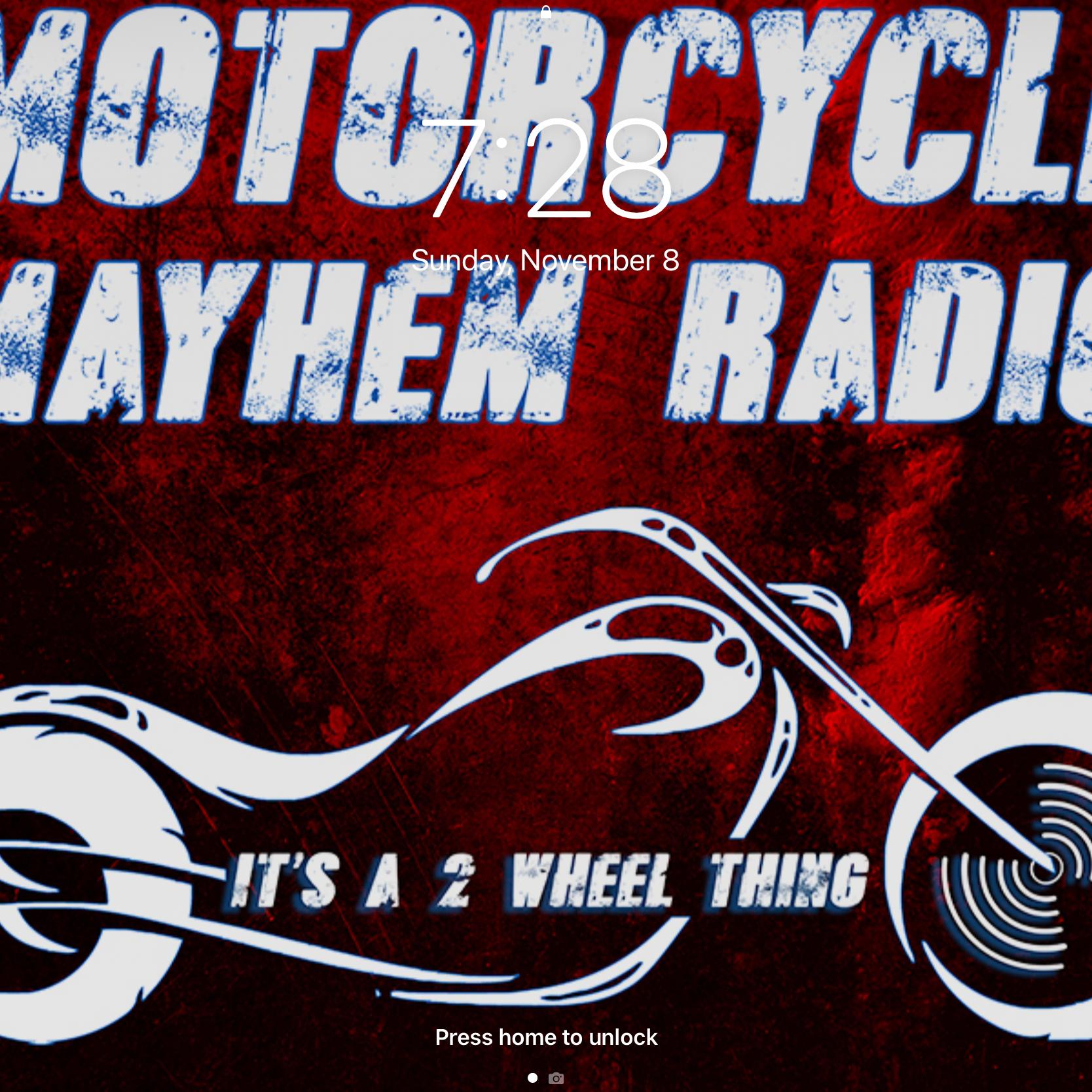 Motorcycle Mayhem Radio Show