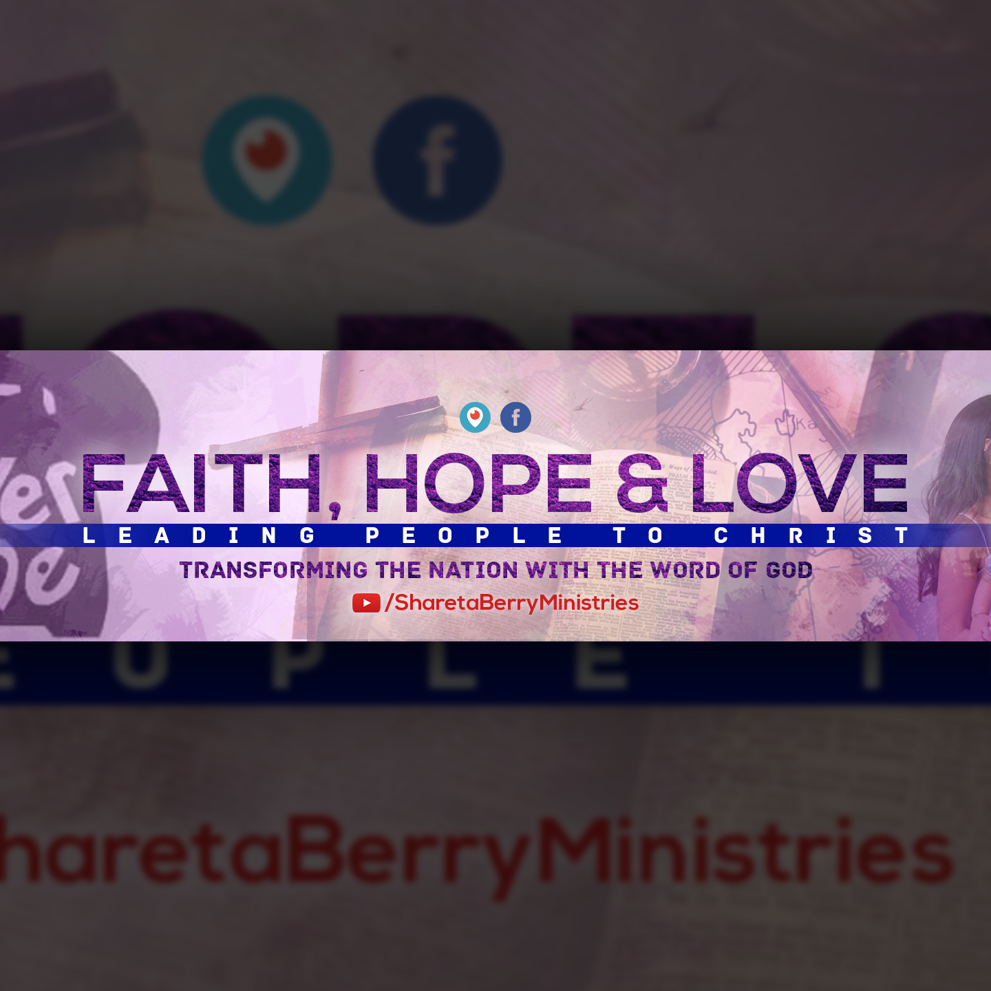 Faith, Hope & Love Leading People To Christ