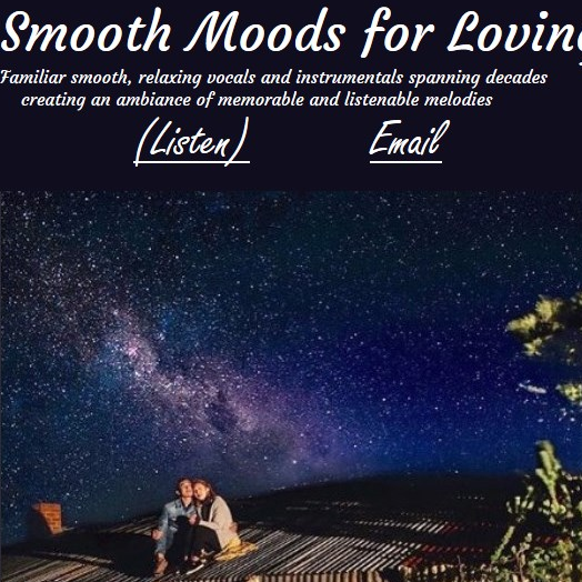 Smooth Moods for Loving Radio