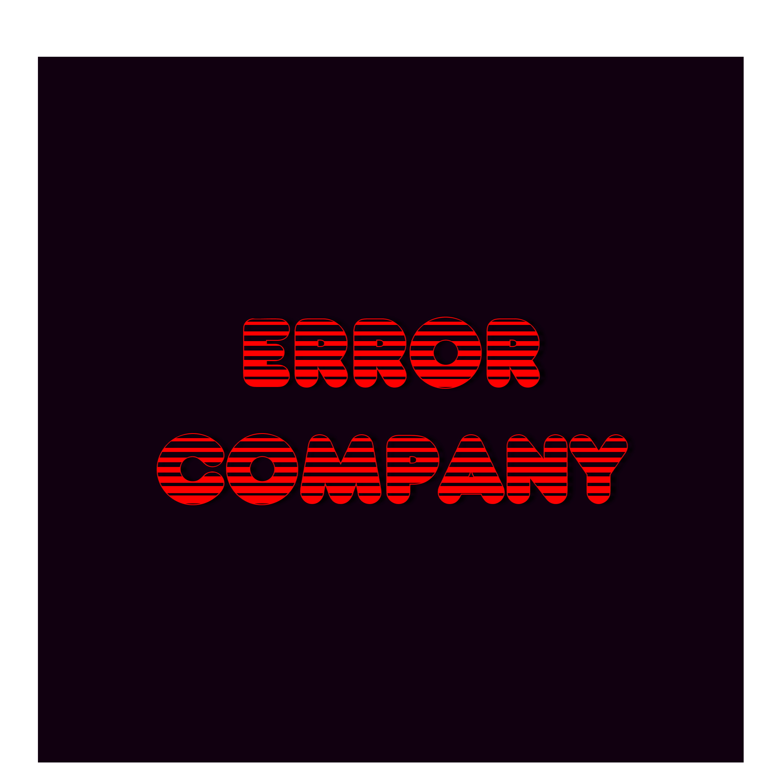 ERRORCOMPANY - RELAY