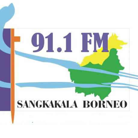 Radio Sangkakala Borneo 91.1 FM