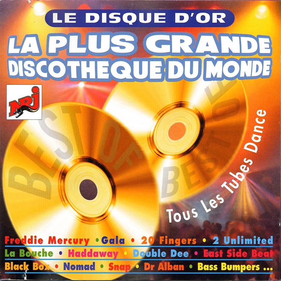 La discothèque du monde
