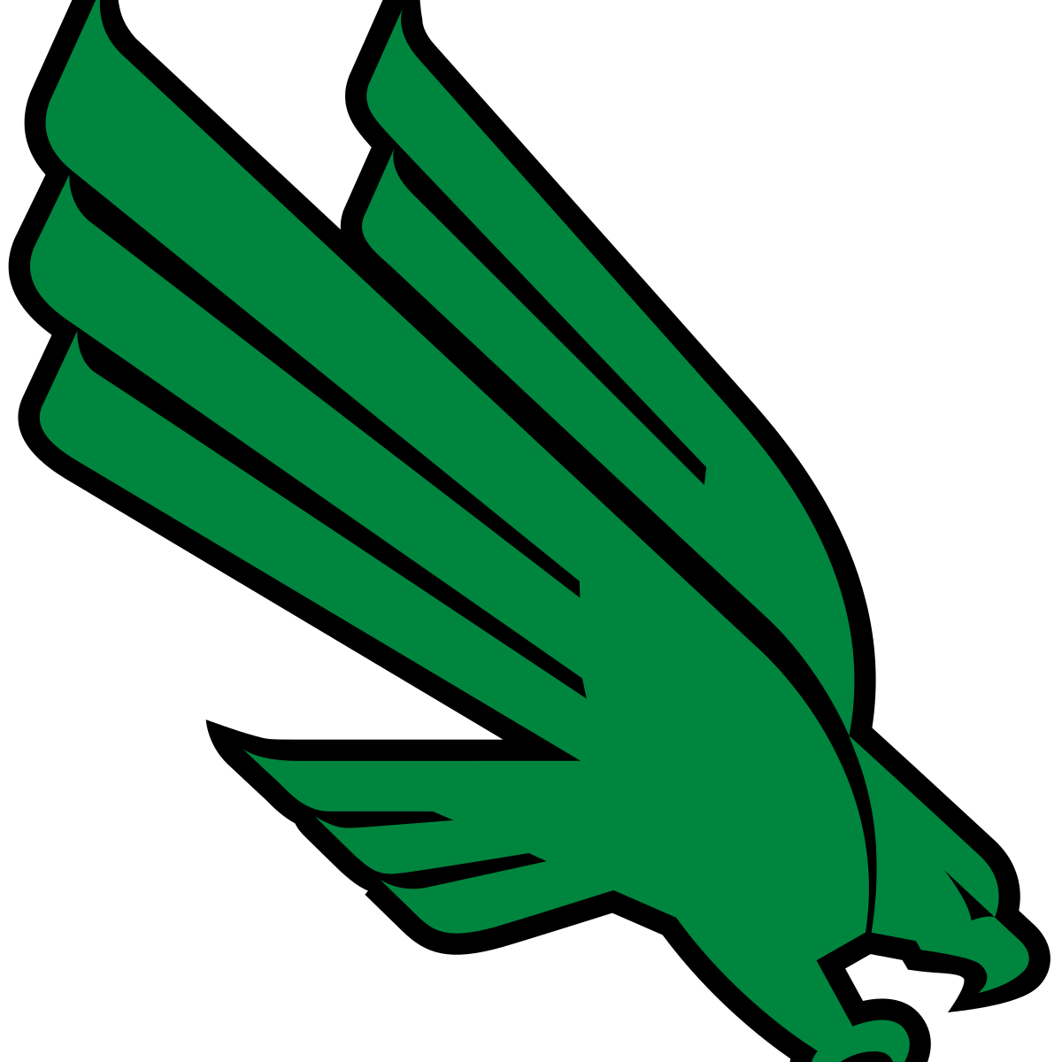 North Texas Women's Basketball
