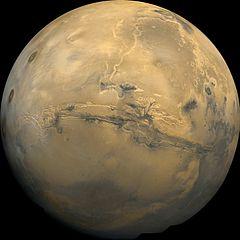 R Mars