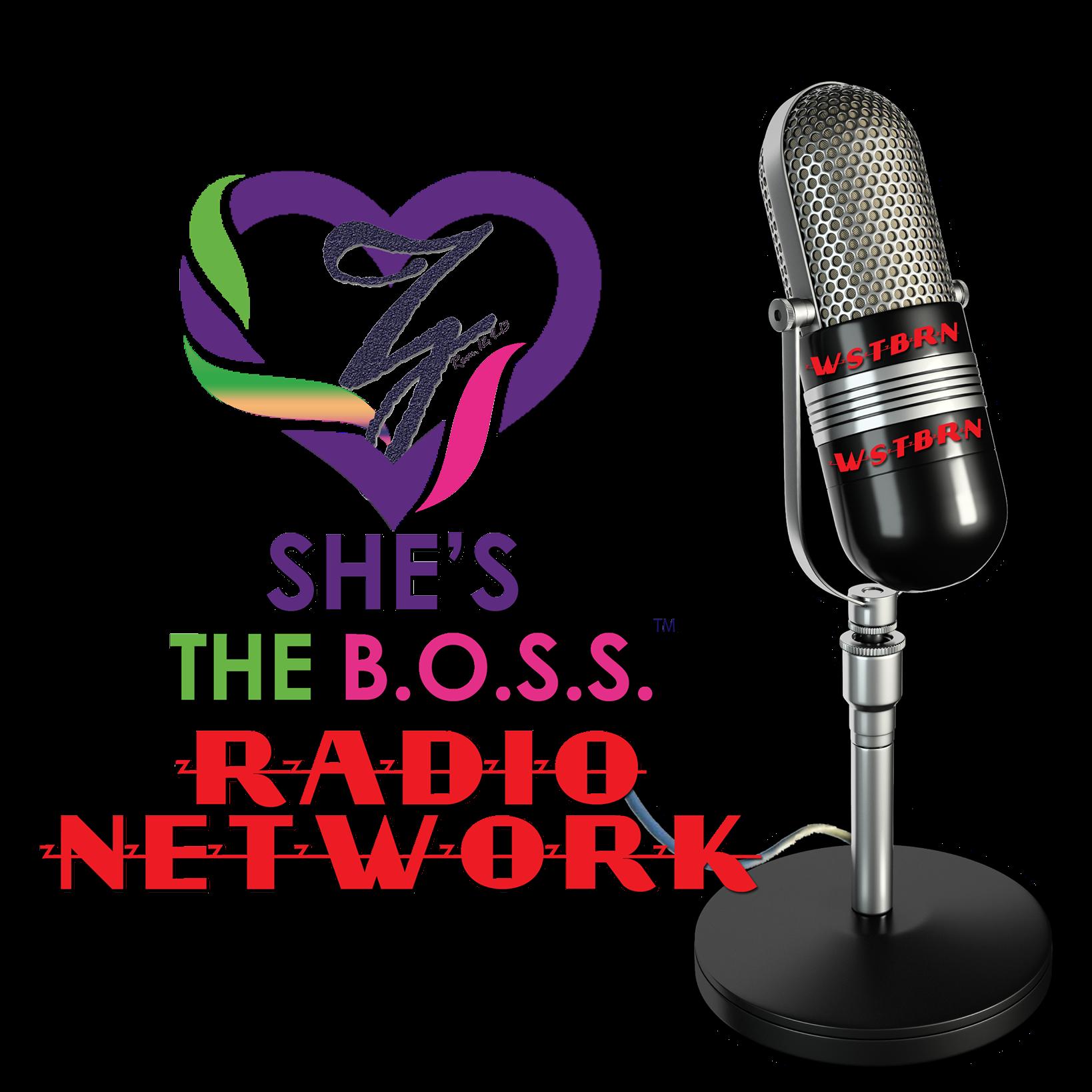 WSTBRN She's The B.O.S.S. Radio Network