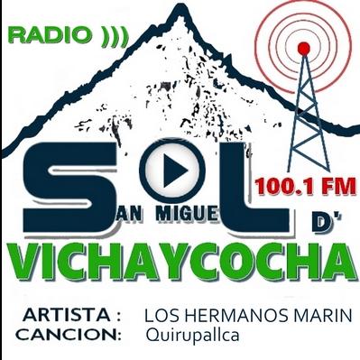 Radio san miguel de vichaycocha