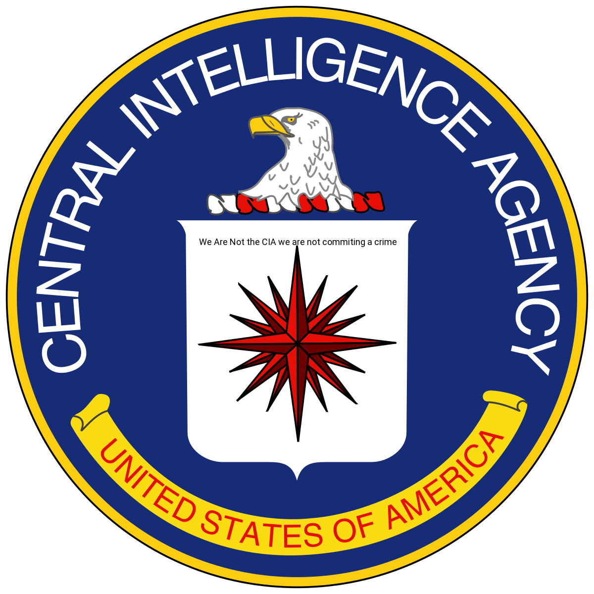 CiaLaid.Biz - We are not the CIA