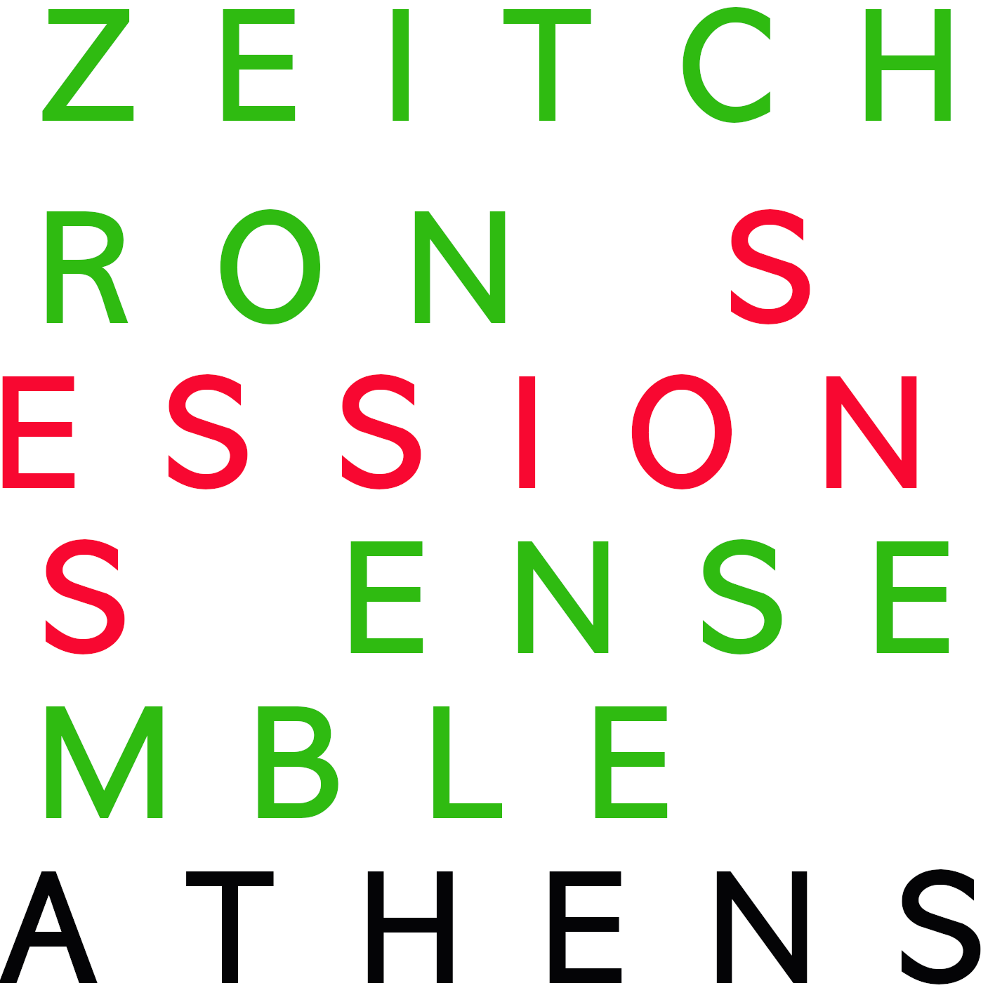 Zeitchron Sessions Ensemble, Athens