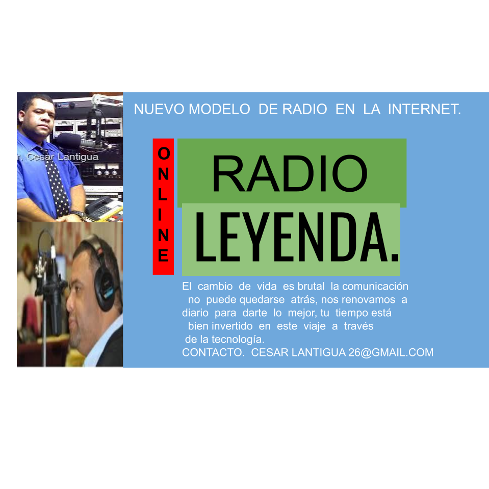 RADIO  LEYENDA  NEW YORK